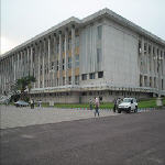 Palais de la nation - Congo