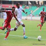 Dr Congo Leopards play against Congo Red Devils