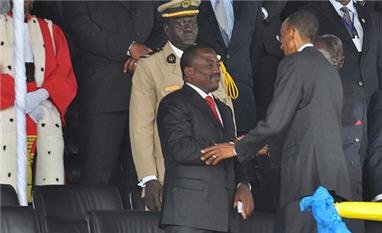 tshisekedi rencontre kagame