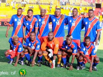 L'équipe nationale de football de la RDC - les Léopards
