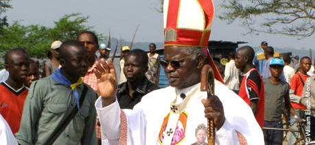 Mgr. Laurent Monsengwo
