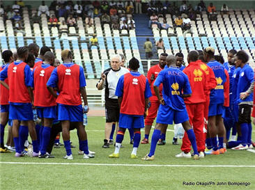 Léopards du Congo RDC Football