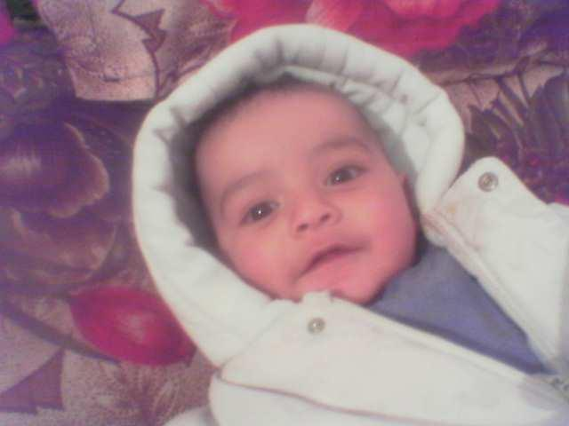 Mon fils Mouhamed _2 ans tunisia