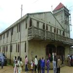 Les Benis Church in Cabinda-Angola